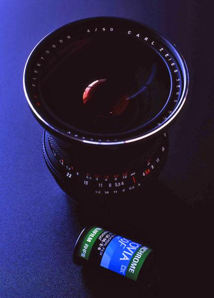 フレクトゴン 50mm