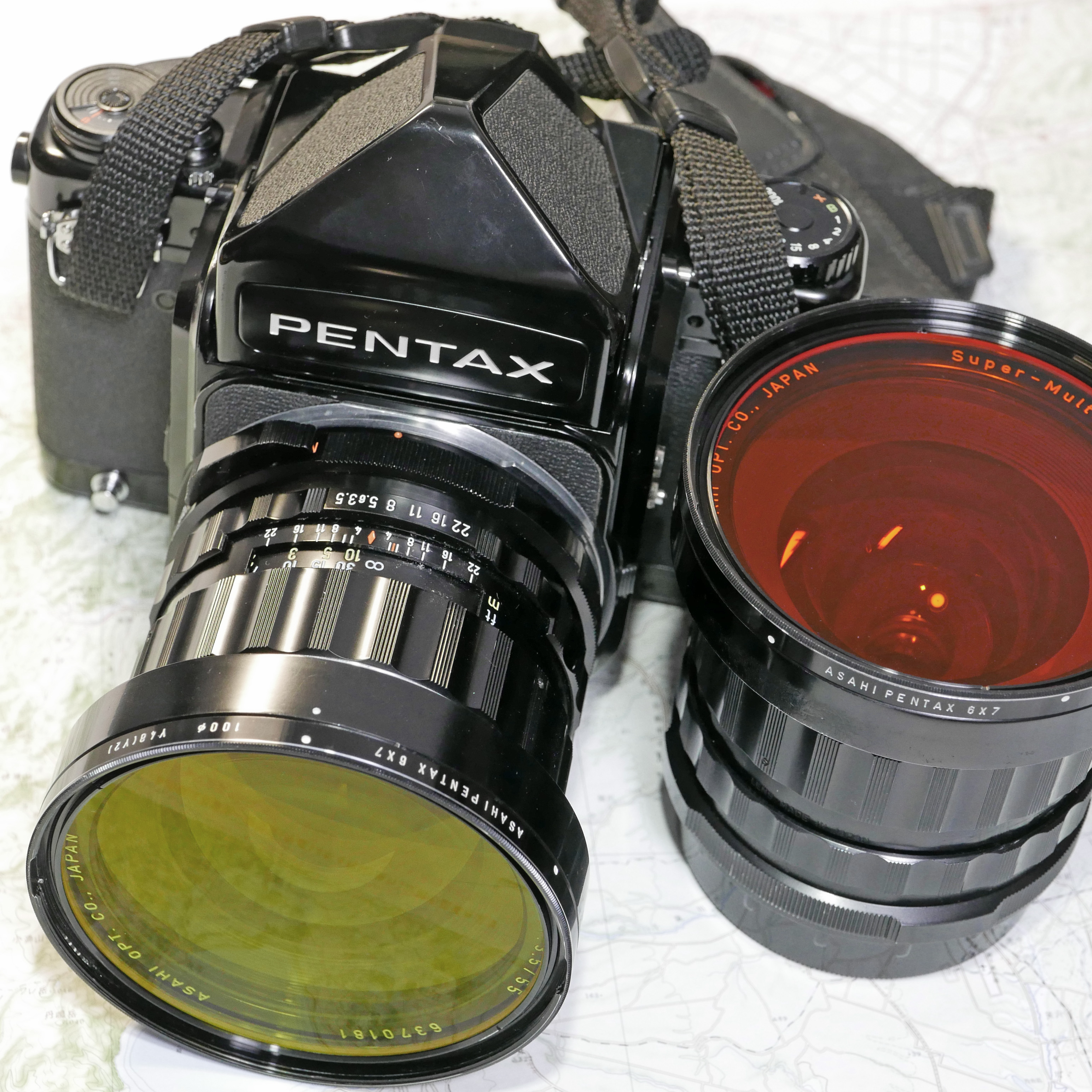 ペンタックス67 PENTAX67