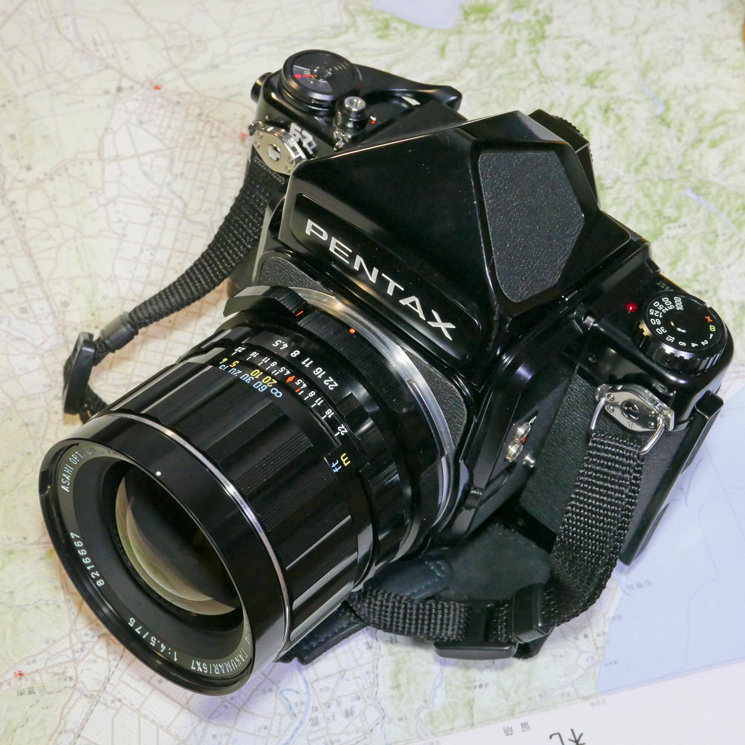 PENTAX67 75mm