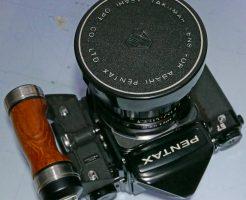 ペンタックス6X7 グリップハンド