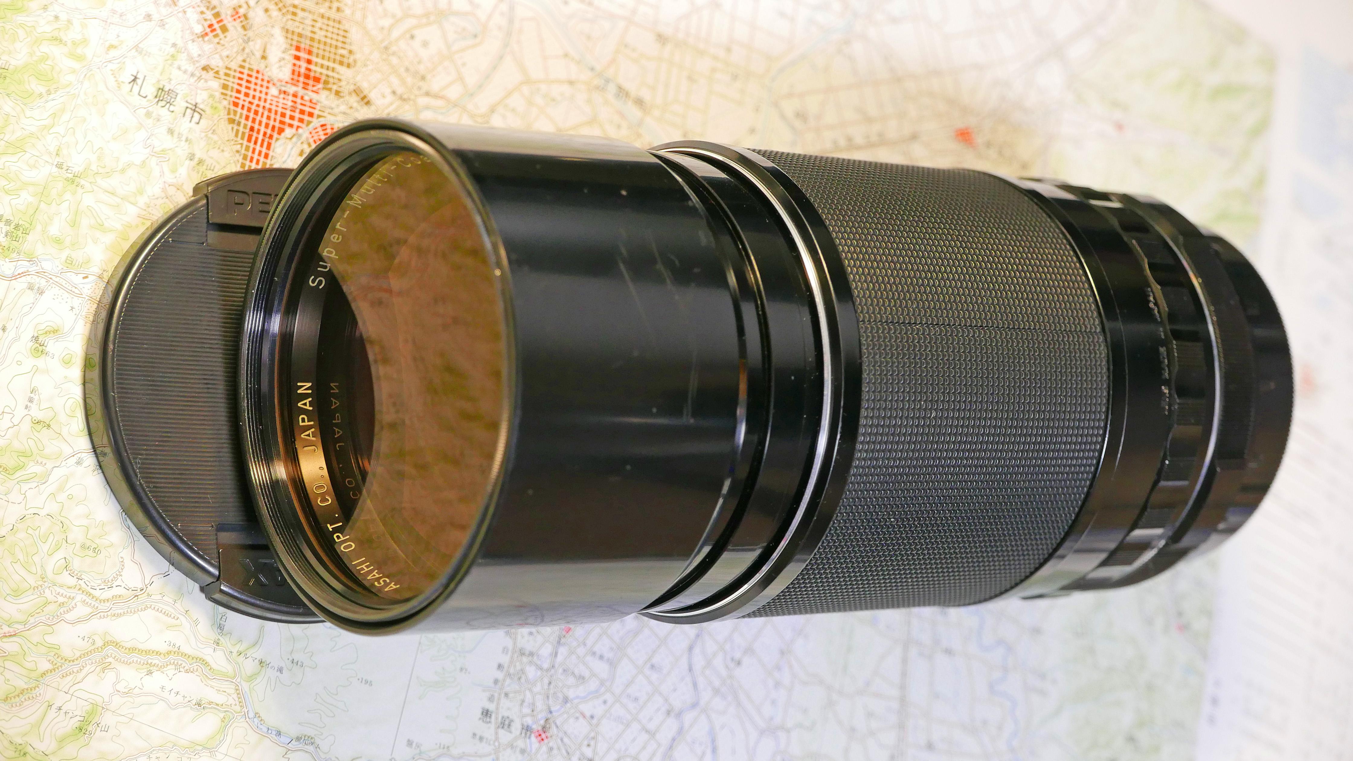 ペンタックス67 300mm