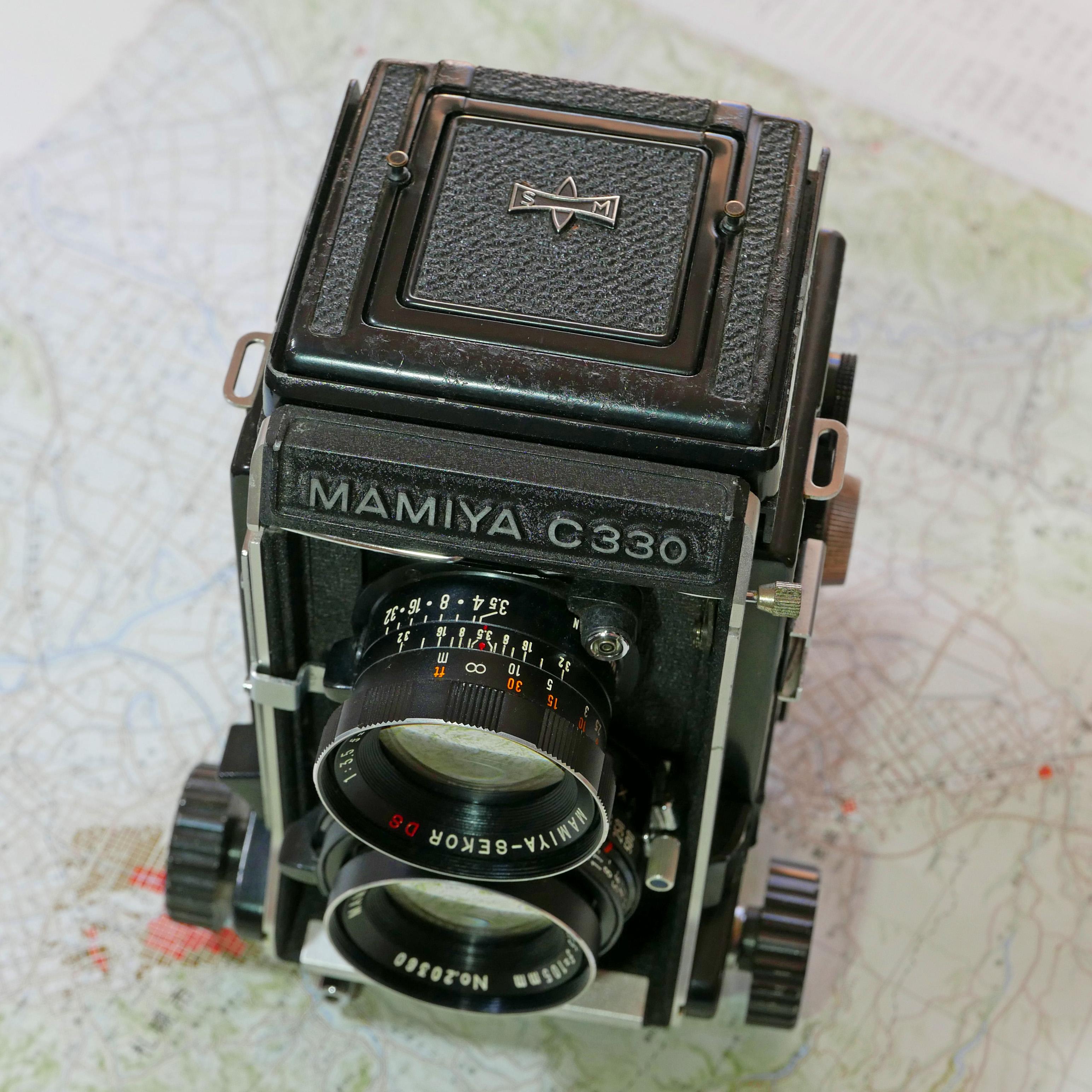 マミヤ C330